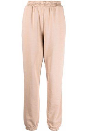 12 STOREEZ Wide leg track trousers