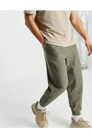 ASOS Oversized joggers in waffle
