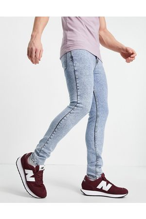 Aeropostale Super skinny fit jeans in light wash