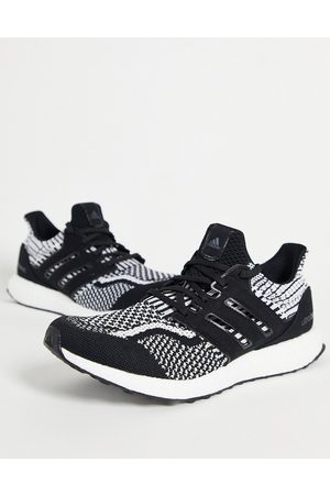 adidas Adidas Running Ultraboost 5.0 DNA trainers in and white