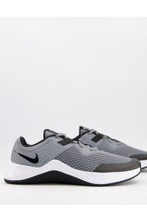 Nike MC trainers in grey and