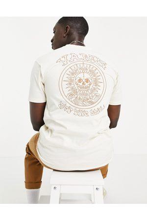 Vans El Sole short sleeve t-shirt in -Neutral