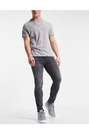 Aeropostale Men Skinny - Super skinny fit jeans in wash