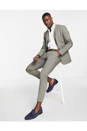 JACK & JONES Men Blazers - Premium slim fit suit jacket in