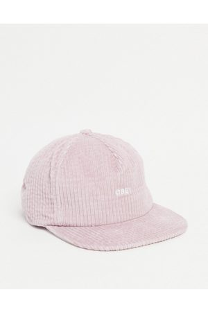 Obey Men Hats - Bold logo cord strapback cap in