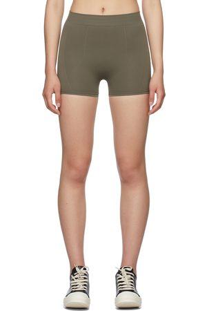 Rick Owens Grey Active Shorts
