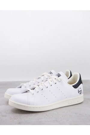 adidas Men Sneakers - Sustainable Stan Smith trainers in off