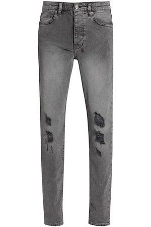 Ksubi Chitch Distressed Slim Jeans