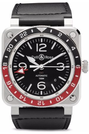 Bell & Ross Men Watches - New BR 03-93 GMT 42mm