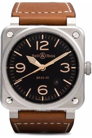 Bell & Ross Men Watches - New BR 03-92 Golden Heritage 42mm