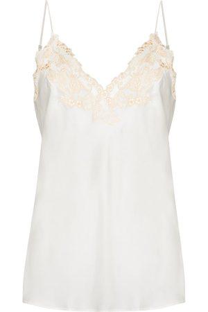 La Perla Maison floral lace camisole