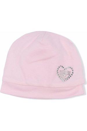 Chiara Ferragni Baby Hats - Logo-embellished hat