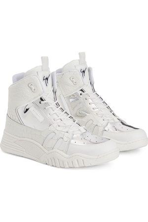 Giuseppe Zanotti TEEN Talon Jr high-top sneakers