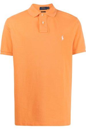 Polo Ralph Lauren Men Polo Shirts - Piqué embroidered polo shirt
