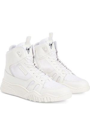 Giuseppe Zanotti Boys Sneakers - TEEN Talon Jr high-top sneakers