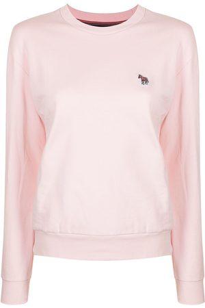 Paul Smith Organic cotton horse-patch sweatshirt