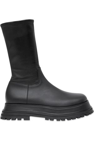 Burberry Women Boots - Mid-calf chunky boots