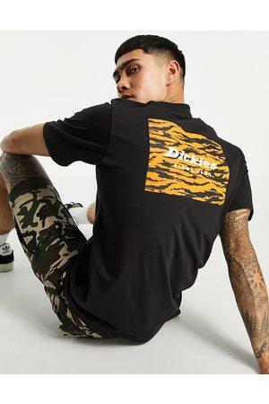 Dickies Men Short Sleeve - Animal Box back print t-shirt in