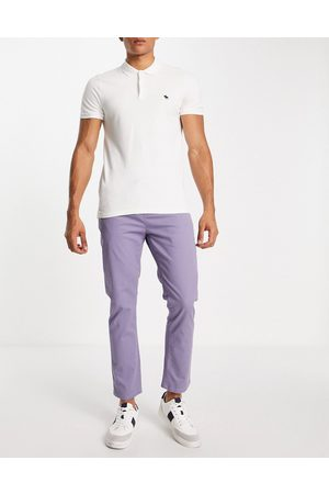 ASOS Men Chinos - Slim chinos with elasticated waist in