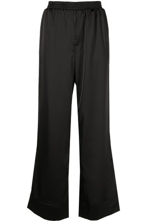 Apparis Sandra wide-leg trousers