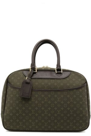 LOUIS VUITTON Pre-owned Deauville bowling bag