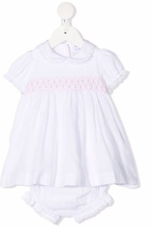 SIOLA Baby Casual Dresses - Elasticated-panel cotton dress