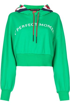 Perfect Moment Women Hoodies - PM Cropped Hoodie