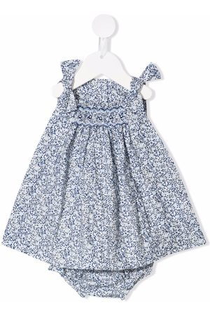 SIOLA Baby Printed Dresses - Floral flared dress