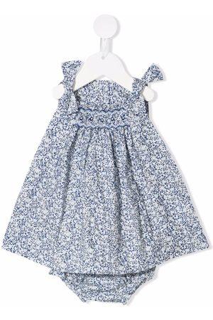 SIOLA Floral flared dress