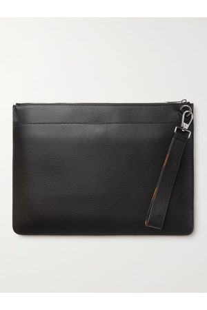Paul Smith Men Briefcases - Textured-Leather Document Holder