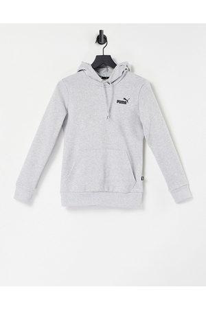 PUMA Essentials small logo hoodie in