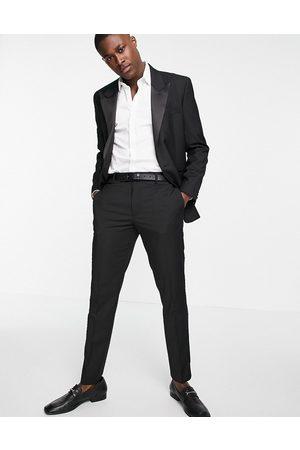ASOS Slim tuxedo in suit jacket