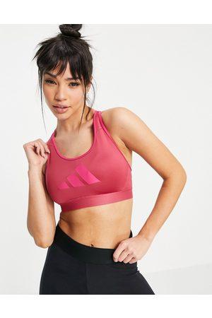 adidas Women Sports Bras - Adidas Training mid support bra in