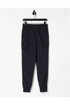Another Influence Nylon cargo trousers in