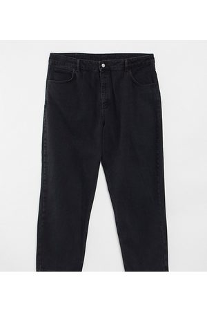 Reclaimed Vintage Women Boyfriend - Inspired plus 92' relaxed mom jean in washed