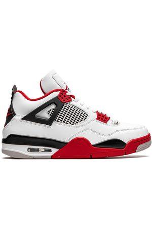 """Jordan Men Sneakers - Air 4 Retro """"Fire Red 2020"""" sneakers"""
