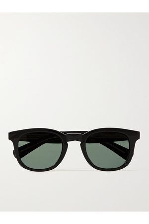 GARRETT LEIGHT CALIFORNIA OPTICAL Kinney X D-Frame Acetate Sunglasses