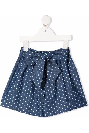 Piccola Ludo Polka-dot print shorts