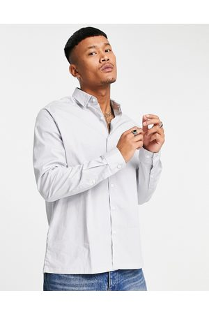 ASOS DESIGN Men Shirts - Relaxed fit shirt in mini check