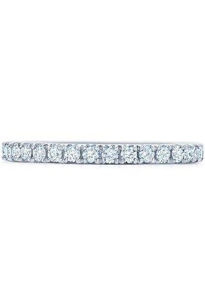 KWIAT Platinum stackable diamond ring