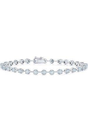KWIAT 18kt white gold diamond Starry Night bracelet