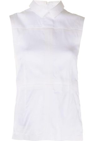 Céline Pre-Owned Pre-owned patchwork sleeveless top