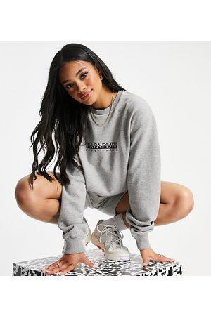 Napapijri Women Sweatshirts - Box sweatshirt in Exclusive at ASOS