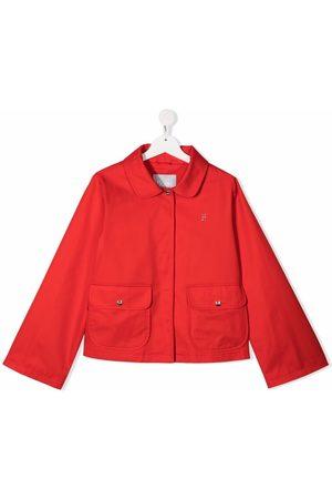 Herno Kids TEEN zip-up lightweight jacket