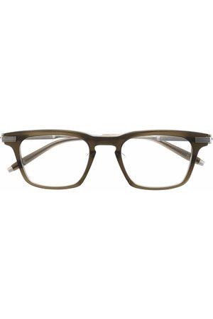 Akoni Zenith wayfarer-frame glasses