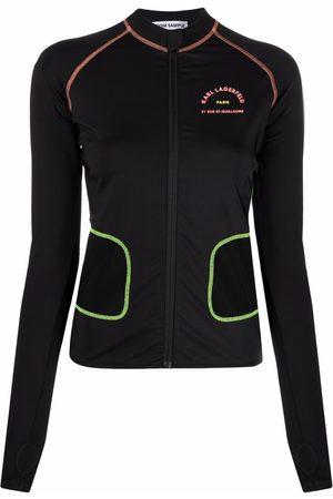 Karl Lagerfeld Technical Rsg-logo sweatshirt