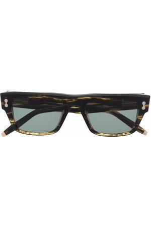 Akoni Leo square-frame sunglasses