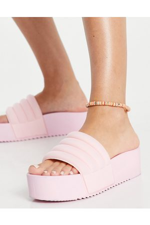 ASOS Anklet with disc beads-Multi