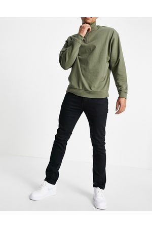 Topman Straight jeans in stay