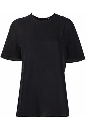 Giorgio Armani Pre-Owned 1990s buttoned silk blouse